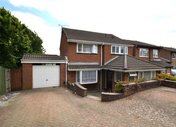 Thumbnail 4 bedroom detached house for sale in Resolution Close, Walderslade, Chatham