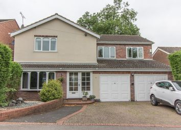 Thumbnail 4 bed detached house for sale in Meadowbrook Road, Kibworth