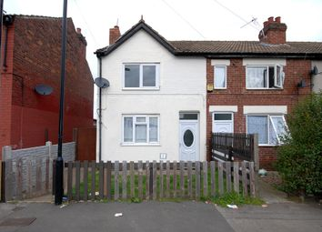 Thumbnail 3 bed terraced house to rent in Staveley Street, Edlington, Doncaster