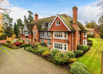 Thumbnail 2 bed flat for sale in Woodlands Road, West Byfleet, Surrey