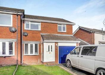 Thumbnail Semi-detached house to rent in Castle Way, Pegswood, Morpeth