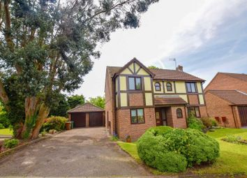 Thumbnail 4 bed detached house for sale in Hillside View, Prenton
