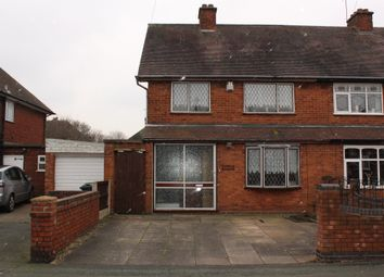 3 bed semi-detached house for sale in Arthur Road, Tipton DY4
