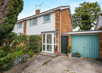 Thumbnail 3 bed semi-detached house for sale in Jordans Close, Stanwell, Staines-Upon-Thames