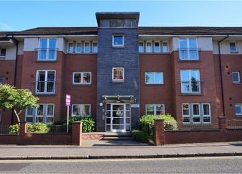 Thumbnail 2 bed flat for sale in Holmston Gardens, Ayr