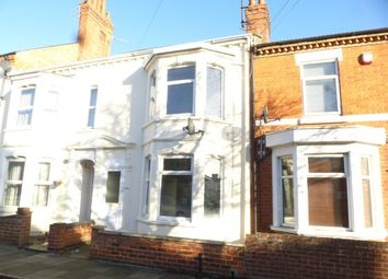 Thumbnail 3 bedroom terraced house for sale in St. James Park Road, Northampton