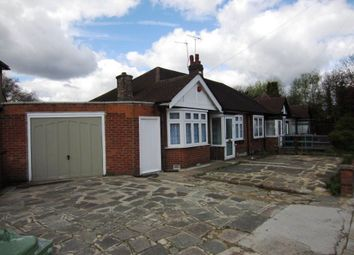 Thumbnail 2 bed bungalow to rent in Methuen Road, Edgware