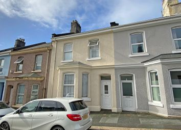 Thumbnail 6 bed terraced house for sale in Wake Street, Pennycomequick, Plymouth