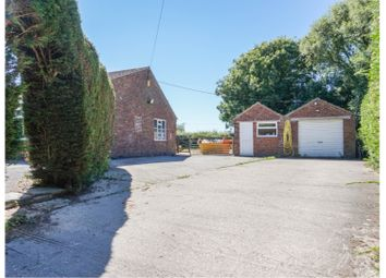 Thumbnail 3 bed detached bungalow for sale in Marsh Road, Skegness