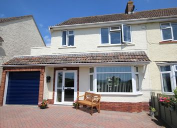 Thumbnail 3 bed semi-detached house for sale in Chads Hill, Cannington, Bridgwater