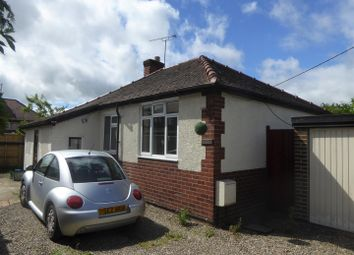 Thumbnail 2 bed detached bungalow for sale in Chirk Green, Chirk, Wrexham