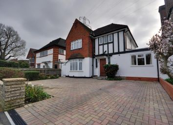 Thumbnail 4 bedroom detached house to rent in St Thomas Drive, Pinner, Middlesex