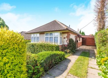 Thumbnail 2 bedroom detached bungalow for sale in Chaucer Road, Thornhill, Southampton