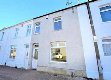Thumbnail 3 bedroom terraced house for sale in Glebe Street, Barry