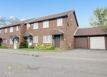 Thumbnail 3 bed semi-detached house for sale in Rodeheath, Leagrave, Luton