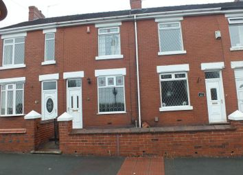 Thumbnail 2 bedroom town house for sale in Turnhurst Road, Packmoor, Stoke-On-Trent