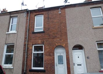 2 bed terraced house for sale in Bower Street, Carlisle CA2