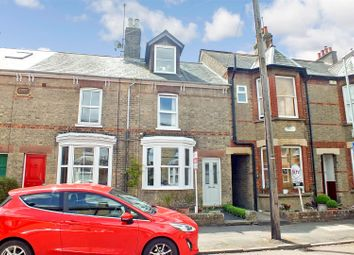 3 bed terraced house for sale in Avenue Road, St Neots, Cambridgeshire PE19