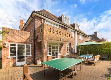 Thumbnail 5 bed semi-detached house to rent in Norrice Lea, Hampstead Garden Suburb