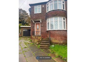 Thumbnail 3 bed semi-detached house to rent in Richard Road, Rotherham
