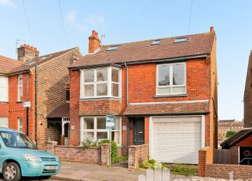 Thumbnail 4 bed maisonette for sale in Hollingbury Road, Brighton, East Sussex.