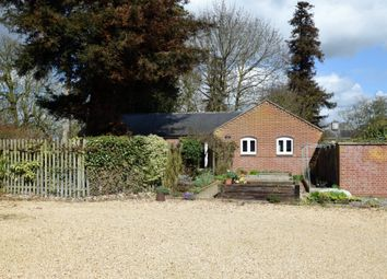 Thumbnail 3 bed detached bungalow for sale in Church Road, Great Finborough, Stowmarket