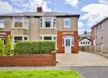 Thumbnail 3 bed semi-detached house for sale in Kingsway, Accrington, Lancashire