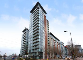 Thumbnail 2 bed flat to rent in Western Gateway, Royal Victoria Dock, Canning Town