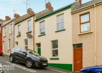 Thumbnail 3 bed terraced house for sale in Beechwood Street, Londonderry