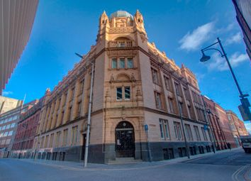 Thumbnail 1 bed flat for sale in Rutland Street, City Centre, Leicester