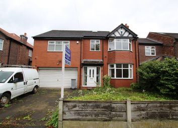 Thumbnail 5 bed detached house for sale in Entwisle Avenue, Davyhulme