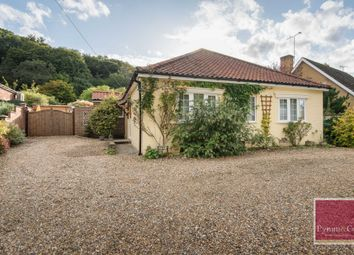 Thumbnail 3 bed detached bungalow for sale in The Croft, Old Costessey, Norwich