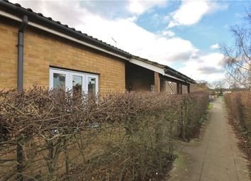 Thumbnail 2 bed semi-detached bungalow to rent in Huntley Close, Stanwell, Middlesex