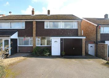 Thumbnail 3 bed semi-detached house to rent in Longstaff Croft, Lichfield, Staffordshire