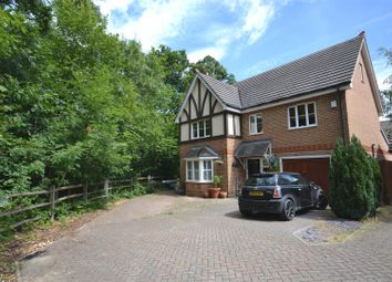 Thumbnail 6 bed detached house for sale in Wood End, Chineham, Basingstoke
