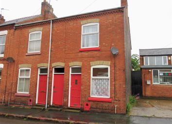 Thumbnail 2 bed terraced house to rent in Alexandra Street, Thurmaston, Leicester