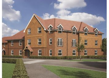 Thumbnail 1 bedroom flat for sale in Plot 95 Vyne Park, Gallery Road, Chineham, Basingstoke, Hampshire