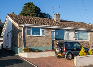Thumbnail 2 bed semi-detached house for sale in Green Park Road, Plymstock