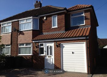 Thumbnail 4 bed semi-detached house to rent in Brooklands, York