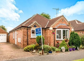 Thumbnail 2 bed bungalow for sale in West End Falls, Nafferton, Driffield