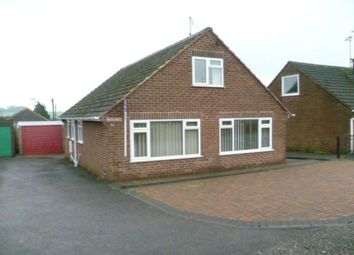 Thumbnail 3 bed bungalow to rent in Cavell Drive, Danesmoor, Chesterfield