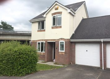 Thumbnail 2 bed link-detached house for sale in Middlegate Court, Cowbridge