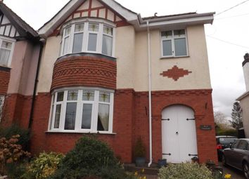 Thumbnail 3 bed semi-detached house for sale in Penrallt, Llangefni