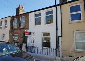 Thumbnail 3 bedroom terraced house for sale in Percival Terrace, Dover, Kent