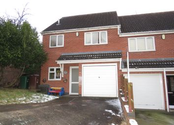 Thumbnail 3 bed semi-detached house for sale in Ball Street, Thorneywood, Nottingham