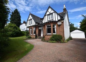 Thumbnail 4 bedroom detached house for sale in Donaldfield Road, Bridge Of Weir, Renfrewshire