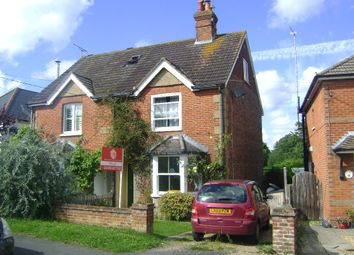 Thumbnail 3 bedroom semi-detached house to rent in Woodside Road, Chiddingfold
