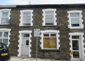 Thumbnail 3 bed terraced house for sale in Primrose Street, Tonypandy, Rhondda Cynon Taff.