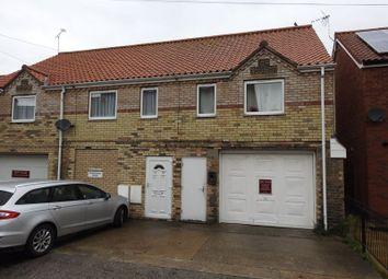 Thumbnail 1 bedroom flat to rent in Harold Road, Lowestoft