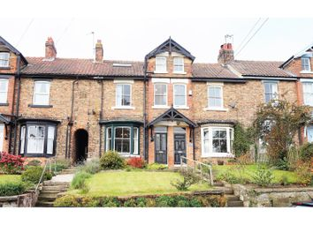 Thumbnail 3 bed terraced house for sale in The Terrace, Kirby Hill, Boroughbridge